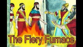 The Fiery Furnace | GCED | Bible Songs