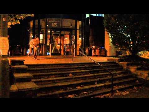 MGP UK - Stumble Across A Perfect Handrail