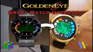 James Bond 007 Goldeneye Watch…