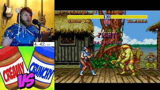 Street Fighter II WR speedrun in 9:57 (HARDEST)