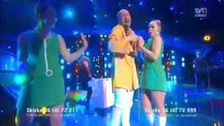 The Moniker - Oh My God Melodifestivalen 2011