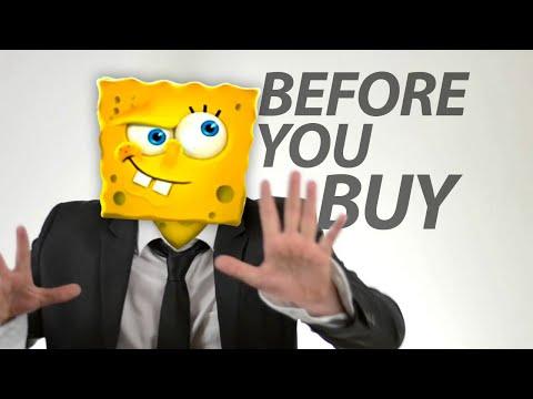 SpongeBob: Battle for Bikini Bottom Rehydrated – Before You Buy