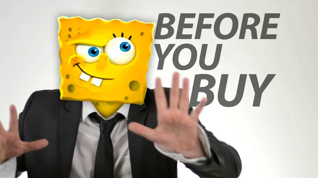 SpongeBob: Battle for Bikini Bottom Rehydrated - Before You Buy (Video Game Video Review)