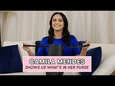 Camila Mendes Reveals