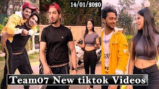 Team 07 Latest Tik Tok Comedy Video, Mr Faisu New Tik Tok Video, Hasnain Adnaan Saddu Faiz TikTok 77