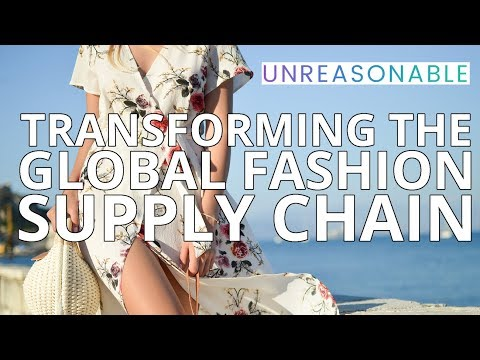 Transforming the Global Fashion Supply Chain | Jag Gill