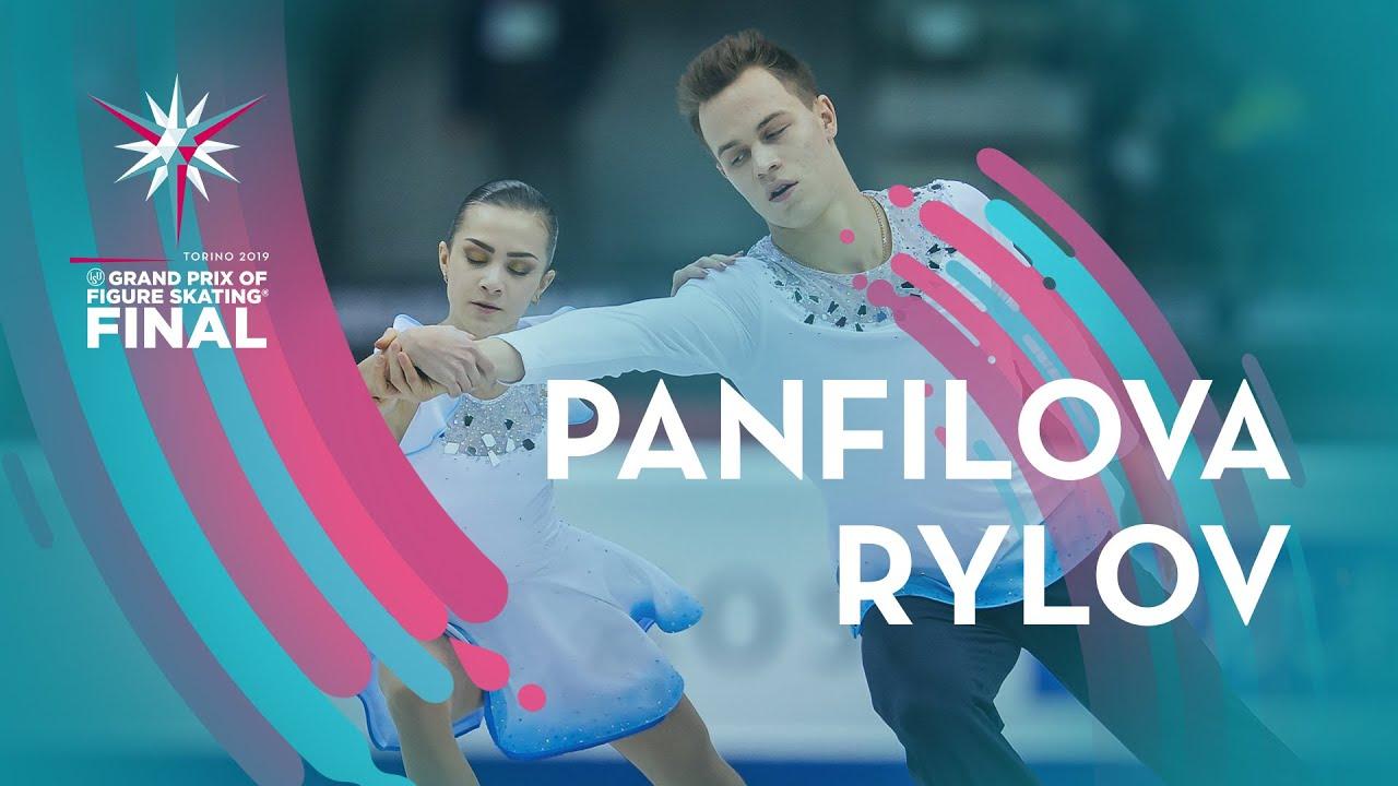 Interview Panfilova / Rylov (RUS) | Junior Pairs | Torino 2019 | #JGPFigure Final