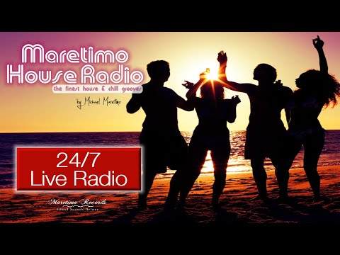 """Live """"Maretimo House Radio"""" 24/7 the finest house & chill grooves, by Michael Maretimo"""
