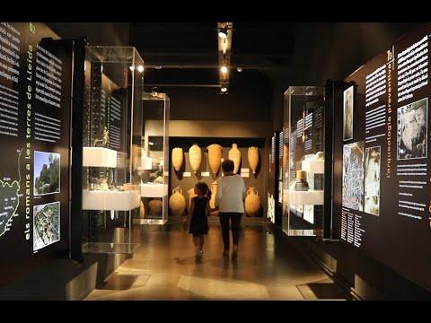 La Xarxa de Museus de Lleida i Aran  invita a visitar els 12 equipaments que l'integren