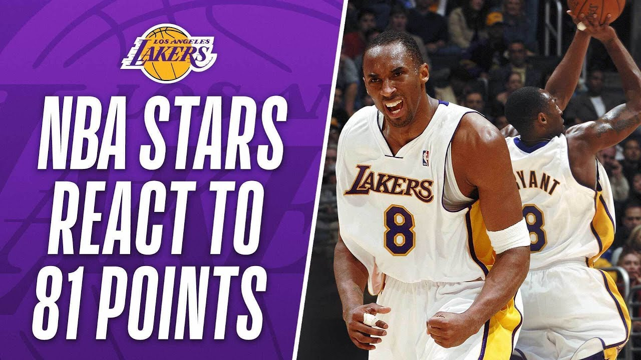 LeBron, Kyrie, D-Wade, Tim Duncan & MORE Talk About Kobe's Historic 81-PT Performance
