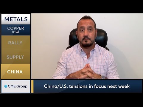 July 10 Metals Commentary: Bob Iaccino
