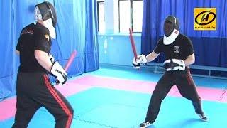 Спортивно-прикладное фехтование не для слабаков