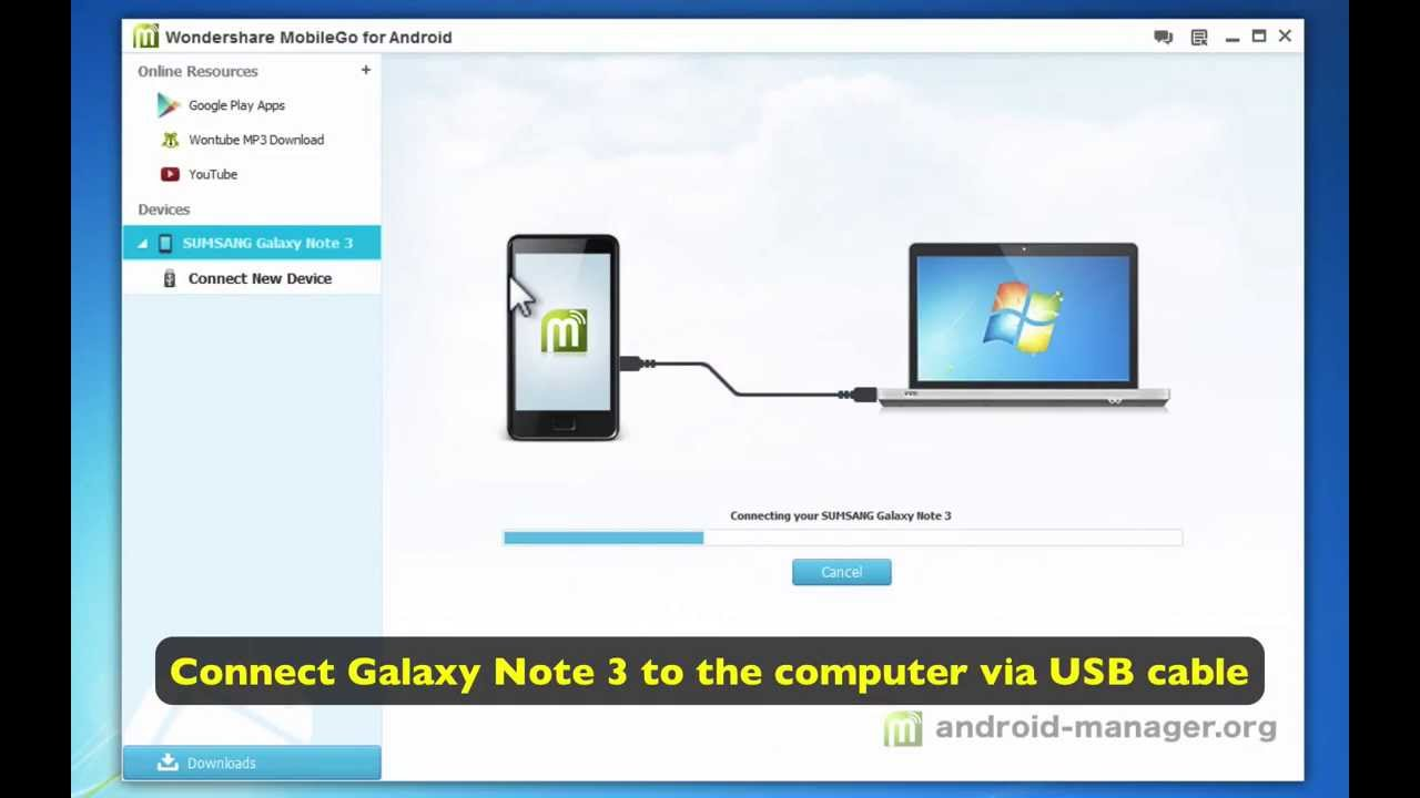 [vCard to Galaxy Note 3]: How to Import/Transfer Contacts from vCard Files  to Galaxy Note 3?