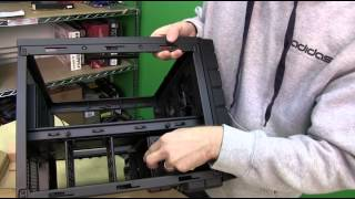 Cooler Master HAF XB ATX Cube Gaming Case Unboxing & First Look Linus Tech Tips