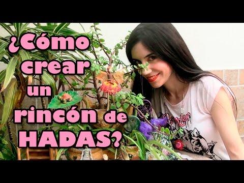 ¿Cómo crear un rincón de hadas? - Julia Pons Montoro