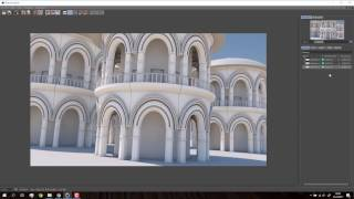 Cinema 4d Environment Modelling