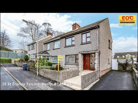 38 St Francis Terrace, Derry, BT48 7QS