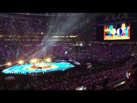 Super Bowl XLIX Halftime Show Katy Perry