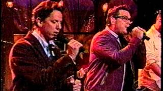 They Might Be Giants - The Alphabet of Nations (live) The Late Late Show 11/13/07
