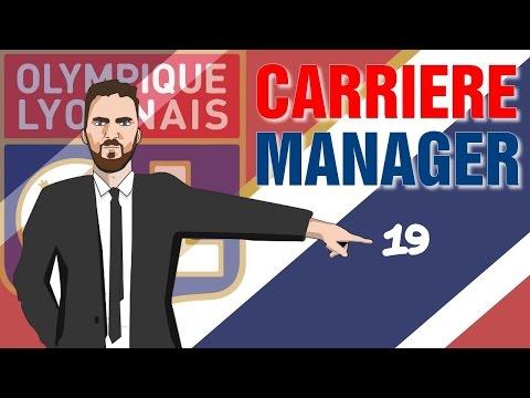 Mode Carrière Manager FIFA 16 | Olympique Lyonnais | Air Beauvue et Grizou fond le show ! #19