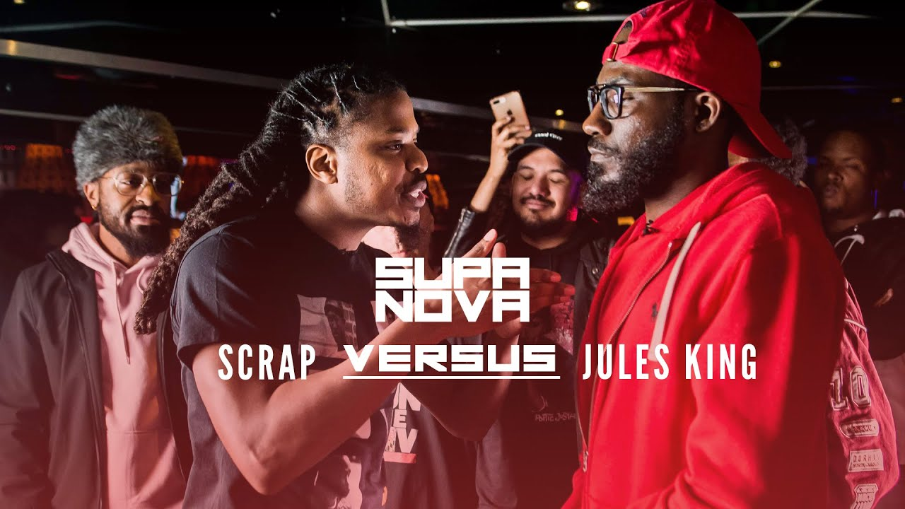 SupaNova Rap Battles Presents: Scrap vs Jules King