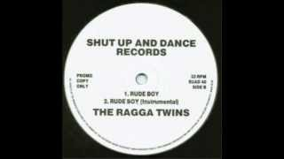 The Ragga Twins - Rudeboy