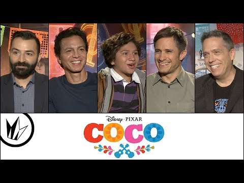 Coco: Sit Down With the Stars feat. Matthew Hoffman – Regal Cinemas [HD]