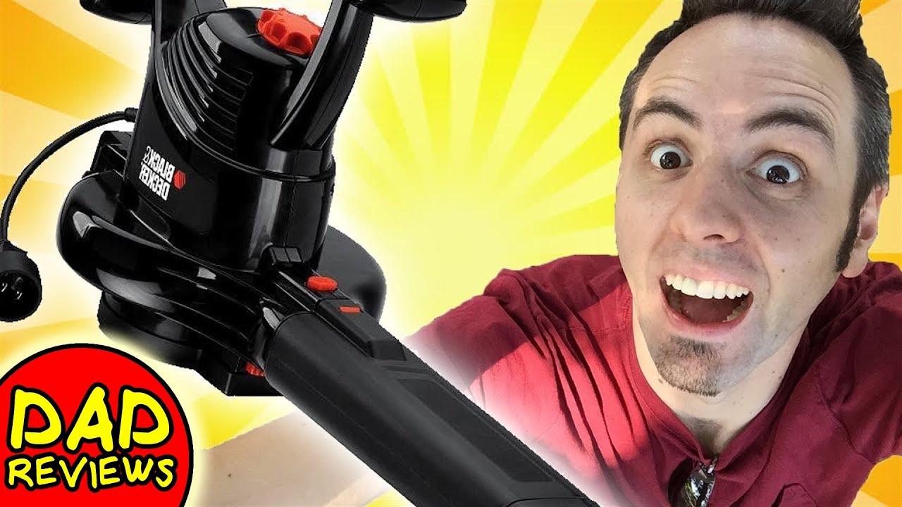 Best Leaf Er Vacuum Black Decker Bv3100 12 Amp Mulcher Review
