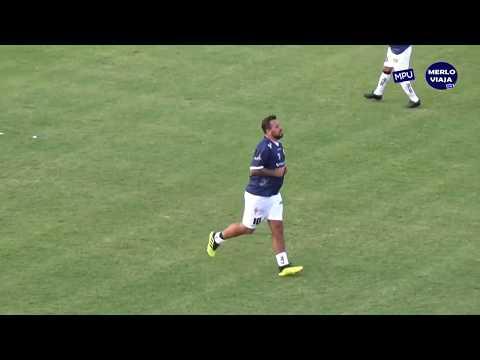 Fecha 33   Deportivo Merlo 2-3 Berazategui - GOLES