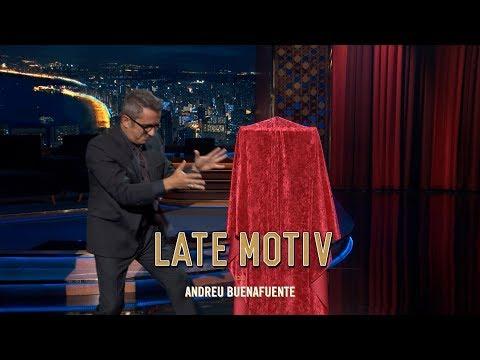 "LATE MOTIV - Monólogo de Andreu Buenafuente. ""La Vox"" | #LateMotiv439"