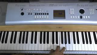 Экспресс курс по теории для клавишных - терцовое соотношение аккордов и обращений