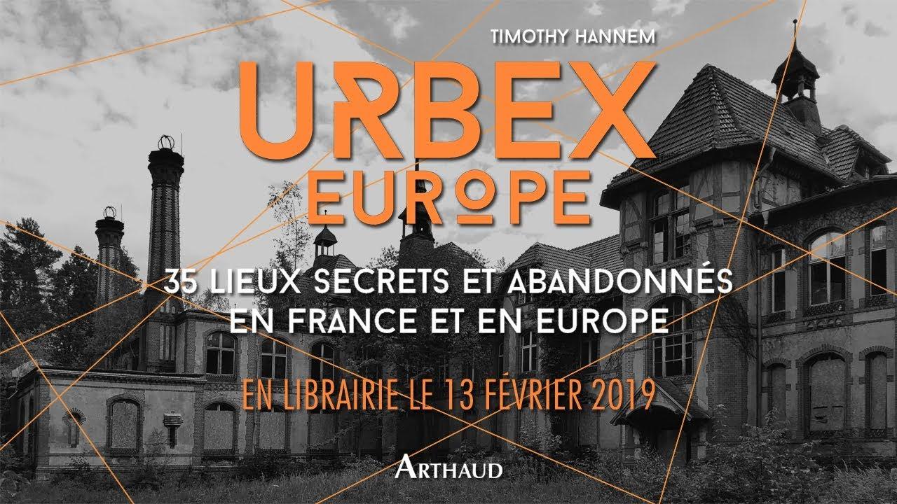 Urbex Europe Teaser