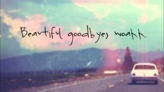 Maroon 5 - Beautiful Goodbye - (Overexposed) - Lyrics