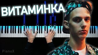 Download Тима Белорусских - Витаминка | Караоке | Ноты | На пианино Mp3 and Videos