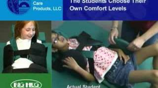 Big Hug - Sensory Therapy, Deep Pressure Positioning Aid