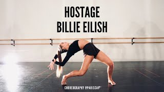 BILLIE EILISH || HOSTAGE || DANCE CHOREOGRAPHY