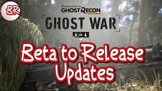 Beta to Release Updates - Ghost Wars PvP - Ghost Recon: Wildlands