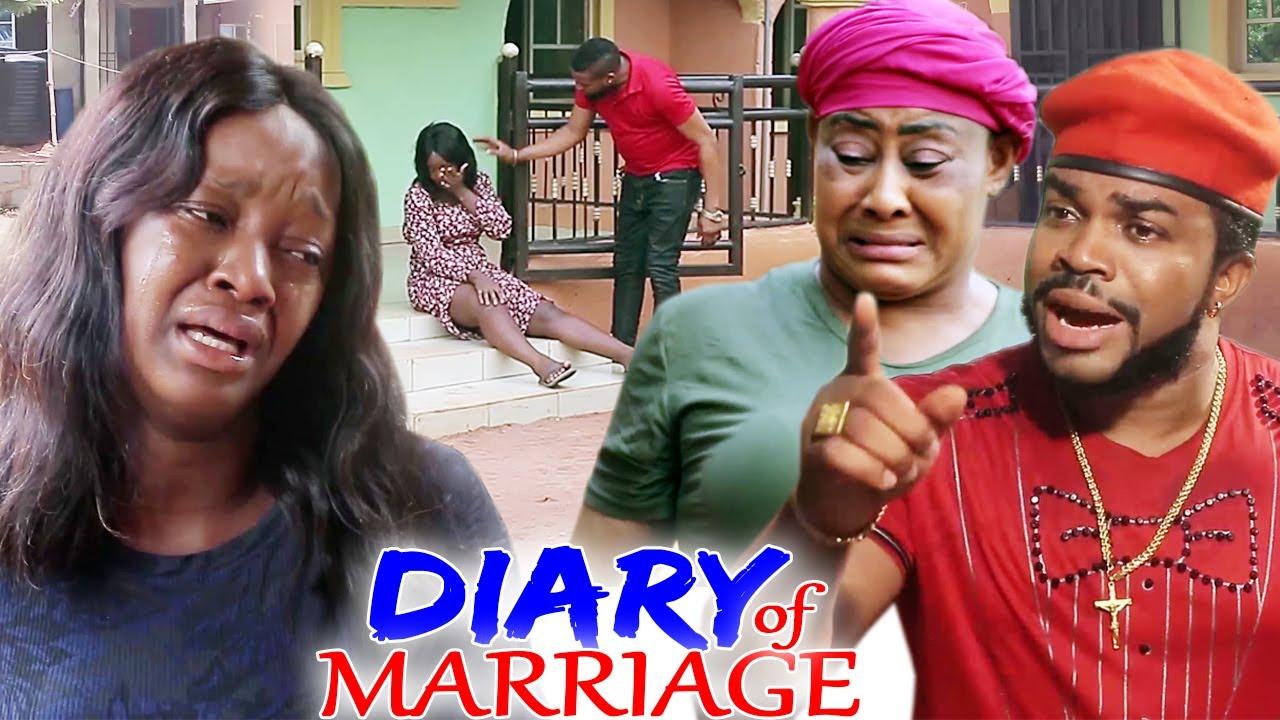 "Download Diary Of Marriage ""New Movie""  Season 1&2-Luchy Donalds/Maleek Milton 2021 Movie"
