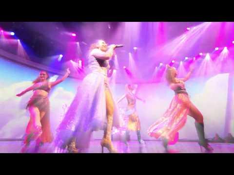 Celebrity EDGE Cruise Ship Show - 4K