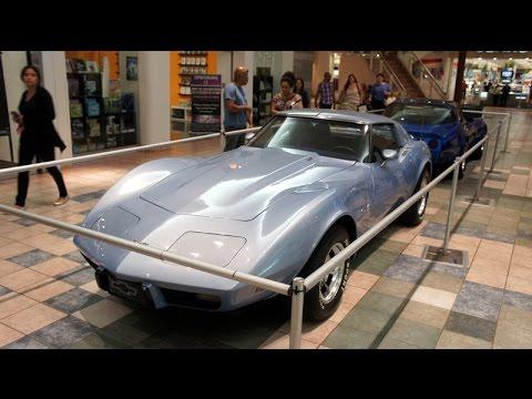Corvettes Extravaganza C3, C4 & C5 Vettes