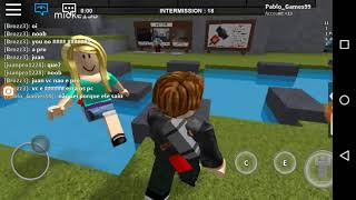 ROBLOX: Monster almost caught me