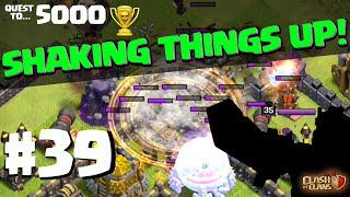 Clash of Clans ♦ DARK Spells in the Quest to 5000! ♦ Episode 39 ♦ CoC ♦