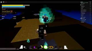 Encounter with a hacker in Dragon Ball Z Final Stand (ROBLOX)