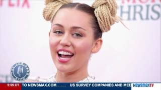 The Joe Pags Show | Miley Cyrus' Reaction To President Trump