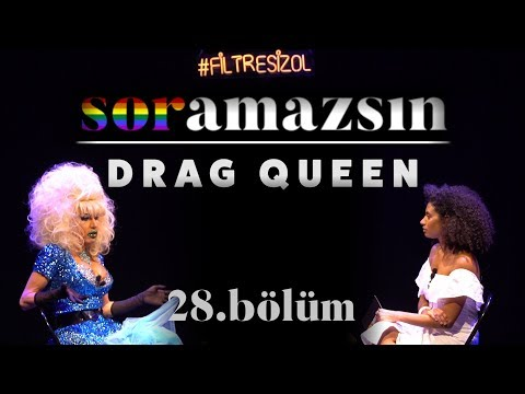 Soramazsın Canlı: Drag Queen I 28. Bölüm