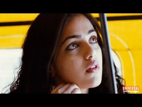 Ishq Movie || Nitin Ask Auto Driver to Move Front Comedy Scene || Nitin, Nithya Menen