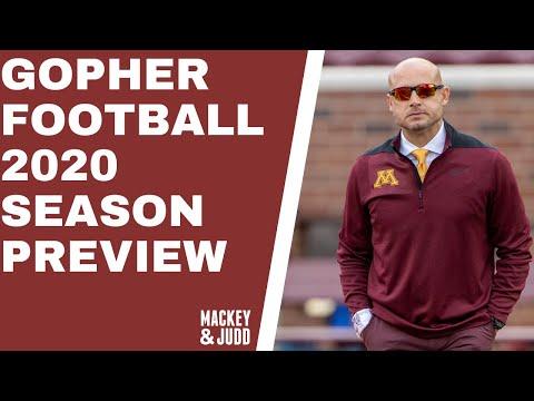 Gopher Football 2020 season preview