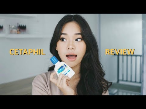 SKINCARE ROUTINE UPDATED | CETAPHIL REVIEW