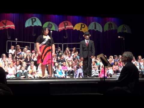 Silver Run Elementary School Mary Poppins Play 6/2/15 PART 1