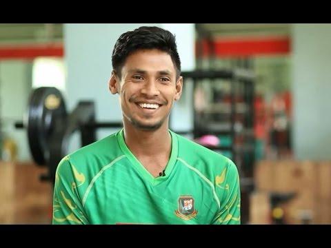 Mustafizur Rahman interview   The History of Magical Bowler